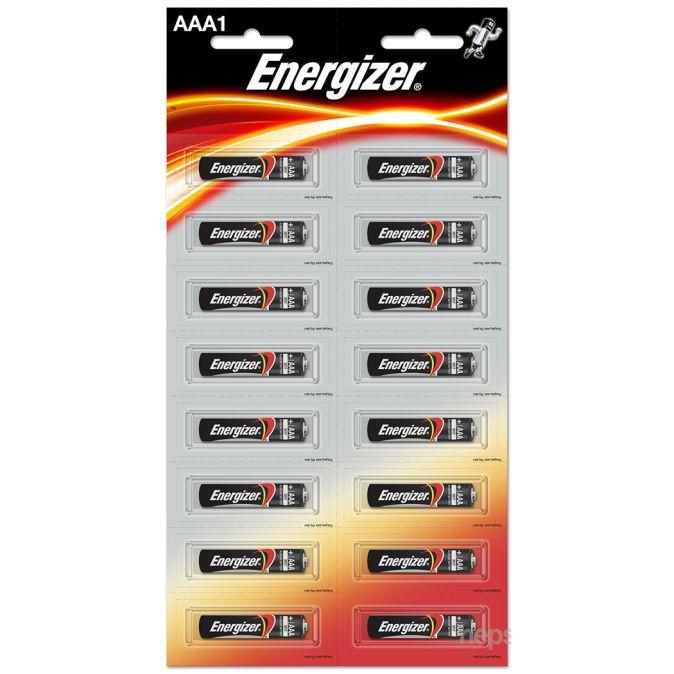 Батарейка Energizer BASE AAA Multi blister 20 шт.