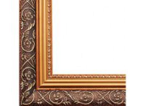 Багетные рамы 30*40. Isabelle (золотой) (1020-BL)