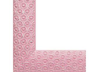 Багетные рамы 30*40. Sandra (розовый) (1036-BL)