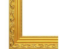 Багетные рамы 40*50. Diana  (золотой) (2040-BB)