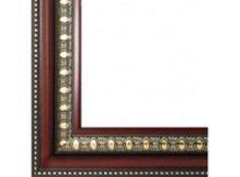 Багетные рамы 40*50. Renaissance (т. коричневый) (2563-BB)
