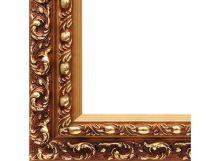 Багетные рамы 40*50. Violetta (золотой) (2610-BB)