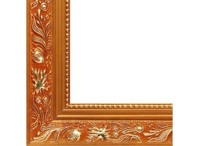 Багетные рамы 40*50. Angelica (золотой) (2620-BB)