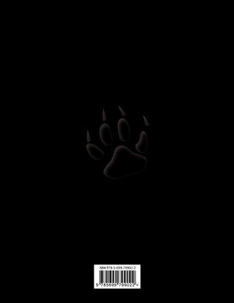 Блокнот настоящего хищника (Лев). А5