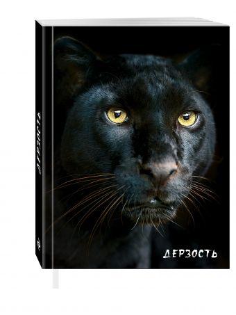 Блокнот настоящего хищника (Пантера). А5
