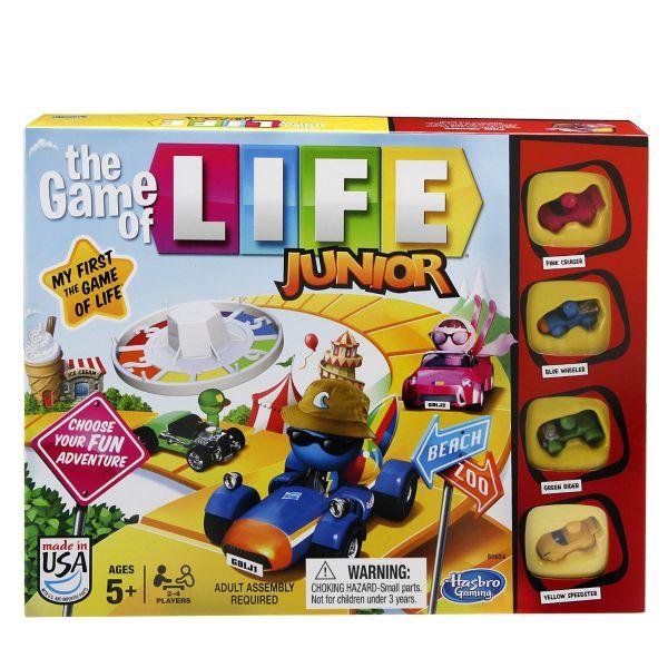 Моя первая Игра в жизнь (Настольная игра)  (B0654) GAMES