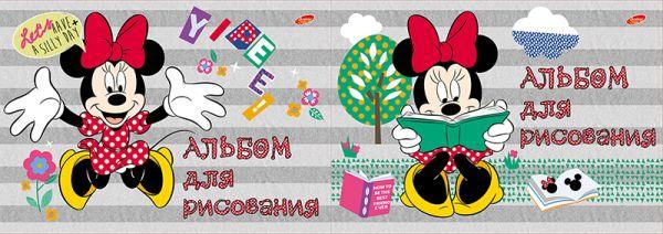 Альб д.рис 20л Клей А4 D3500/2-EAC твин УФ Minnie Mouse