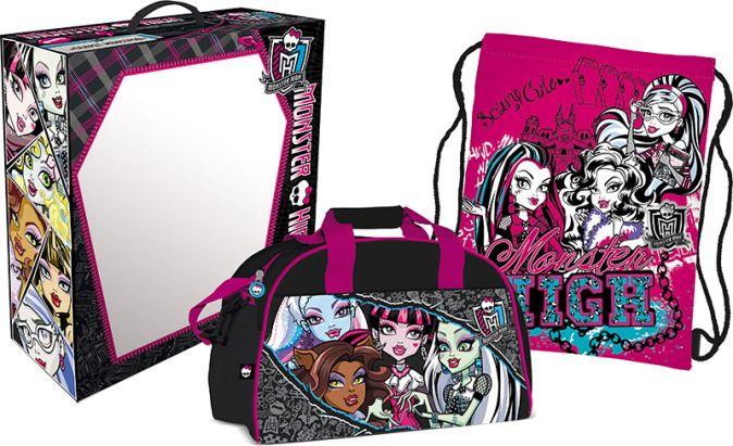 MHBZ-US1-51BOX5-V3 Набор подарочный Monster High