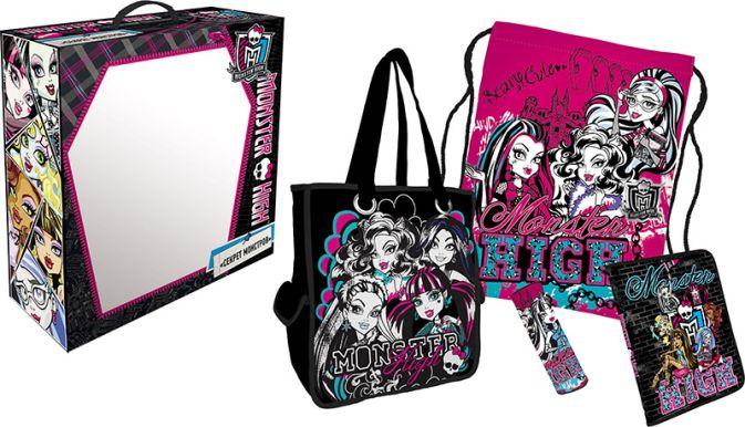 MHBZ-US1-51BOX5-V5 Набор подарочный Monster High