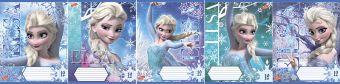 Тетр 12л скр А5 лин карт D3625/5-EAC УФ лак Frozen
