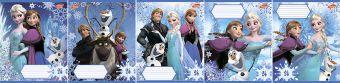 Тетр 24л скр А5 кл карт D3628/5-EAC полн УФ Frozen