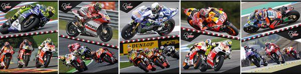 Тетр 48л скр А5 кл GP40/5-EAC полн УФ MotoGP