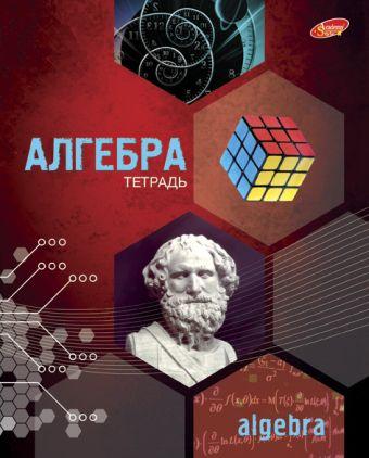 Тетр алгебра 48л скр А5 кл 7500-EAC твин УФ Соты