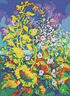 Мозаичные картины. Закатная песня (228-ST)
