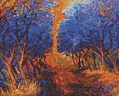Мозаичные картины. Осенний лес (232-ST)