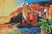 Мозаичные картины. Побережье (239-ST)