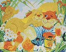 Мозаичные картины. Идилия (240-ST)