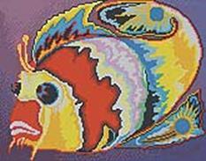 Мозаичные картины. Крылатка (242-ST)
