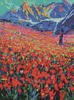 Мозаичные картины. Одиночество (244-ST)