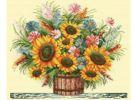 Набор для хобби и творчества Наборы для вышивания. Осенний букет (1104-14)