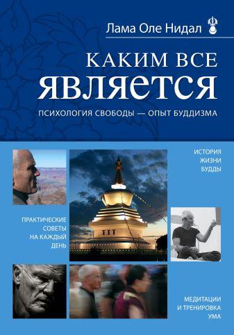 Нидал О., лама - Каким все является. Психология свободы - опыт буддизма обложка книги