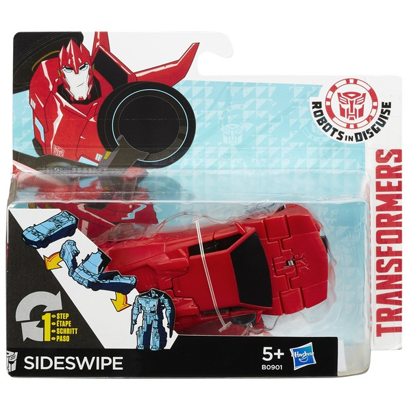Transformers Роботс-ин-Дисгайс Уан-Стэп (B0068) TRANSFORMERS