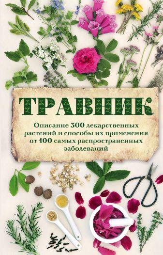 Травник. Описание 300 лекарственных растений и способы их применения от 100 самых распространенных заболеваний