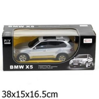 МАШИНА Р/У RASTAR BMW X5 1:18 СО СВЕТОМ, ЦВЕТ В АССОРТ. В КОР. в кор.12шт