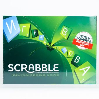 SCRABBLE Классический (настольная игра)