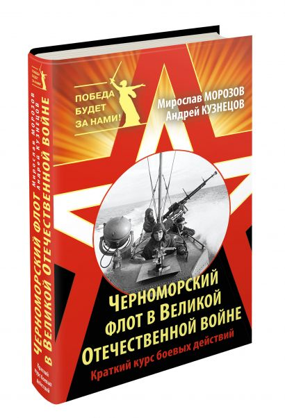 Черноморский флот в Великой Отечественной войне. Краткий курс боевых действий - фото 1