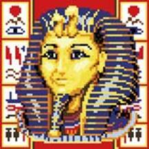 Мозаика на подрамнике. Тутанхамон (021-ST-R)
