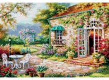 Наборы для вышивания 14ст. Цветущий сад (4029-14)