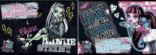 Альб д.рис 40л клей А4 MH84/2-EAC глит Monster High