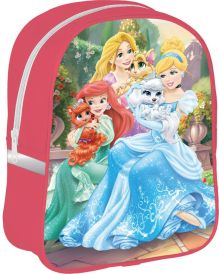 Рюкзак детский Размер 27 х 21,5 х 9,5 см Упак. 3//12 шт.Princess
