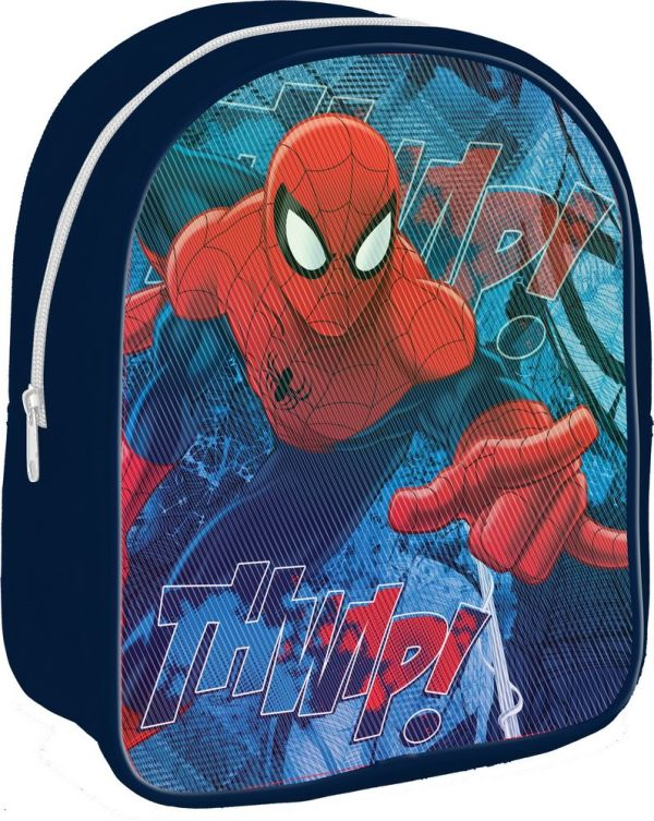 Рюкзак детский Размер 27 х 22,5 х 9 см Упак. 3//12 шт.Spider-man Classic