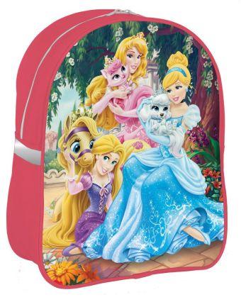 Рюкзак детский Размер 32 х 25 х 10 см Упак. 3//12 шт.Princess
