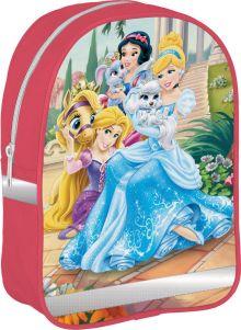 Рюкзак детский Размер 23,5 х 17 х 8 см Упак. 3//12 шт.Princess