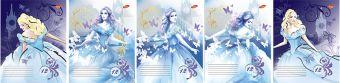 Тетр 12л скр А5 кл D3637/5-EAC Cinderella
