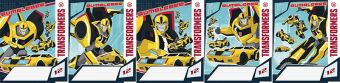 Тетр 12л скр А5 лин TR113/5-EAC тисн фольг Transformers Prime