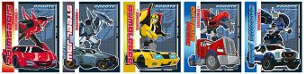 Тетр 48л скр А5 кл TR117/5-EAC твин УФ Transformers Prime