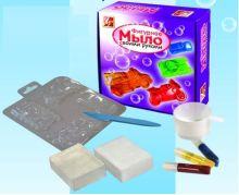 Набор д/тв. изготовление мыла МАШИНЫ