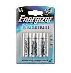 Батарейка Energizer MAX LR6/E91 AA 4 шт батарейка energizer e91 aa 4 шт