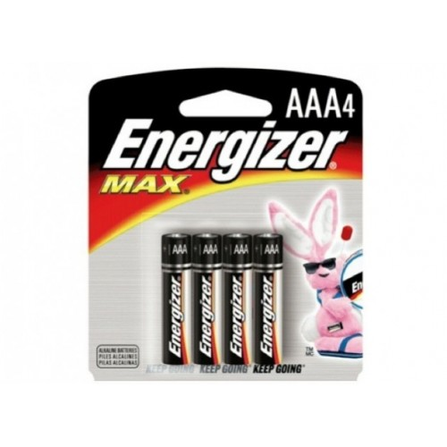 Батарейка Energizer MAX LR03/E92 AAA 4 шт батарейка aaa energizer max lr03 e92 fsb4 4 штуки