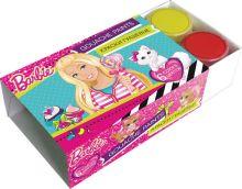 Краски гуашевые 6 цв. Объем краски одного цвета 10 мл. Размер 6,5 х 10 х 3 см Упак. 24 шт.Barbie
