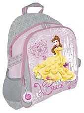 Рюкзак, мягкая спинка с вентиляционной сеткой 43 x 30 x 13 Принцессы