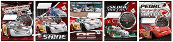 Тетр 18л скр А5 лин карт D3455/5-EAC ВД лак Cars