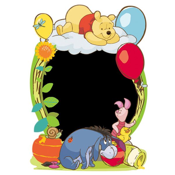 """Доска для рисования """"Медвежонок Винни"""""""