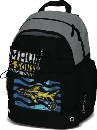 MUCB-UT1-795 Рюкзак. Два вместительных отделения на молнии, один с карманом для мобильного телефона или mp3 плеера с прорезиненным выходом для наушник