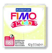FIMO kids полимер. глина д/детей (перламутровый светло-желтый) уп. 42 гр.