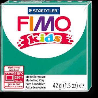 FIMO kids полимер. глина д/детей (зеленый) уп. 42 гр.